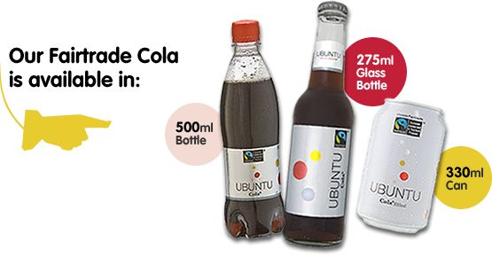 Why is our cola different?