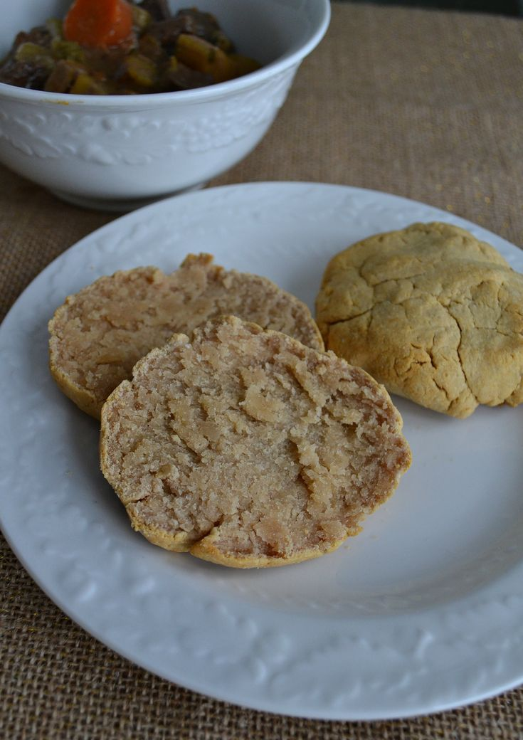 Breakfast Biscuits (AIP/Paleo/Sugar-Free)
