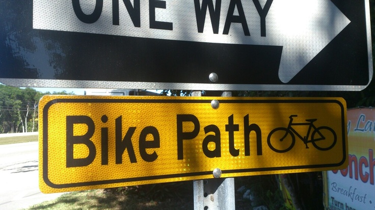 #bikepath #sign #cycling #purefix #purecity