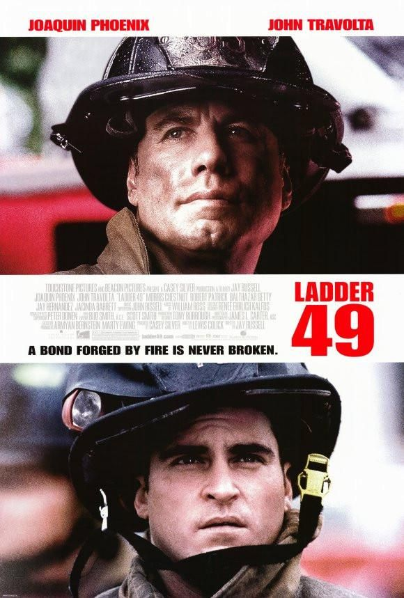 Ladder 49 27x40 Movie Poster 2004 With Images Ladder 49