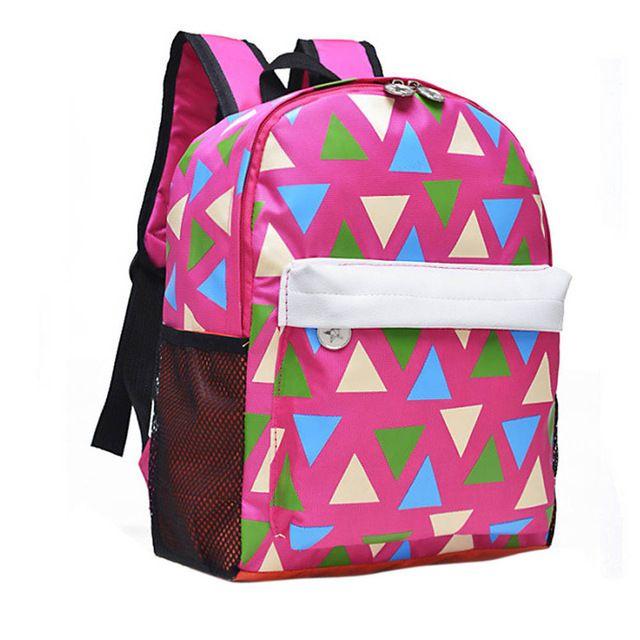 ZHIERNA New Boys Girls Children School Bag Backpack Cute Baby Toddler Student