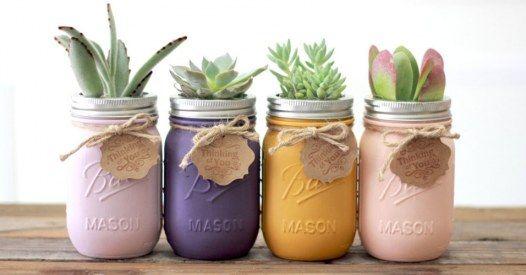 ¡Alegría y color! Decora tu hogar con estos DIY inspirados en la primavera