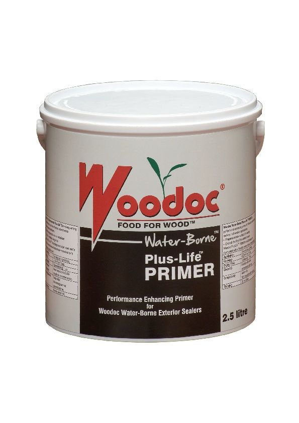 Woodoc Water-Borne Plus-Life™ PRIMER is a performance enhancing primer for Woodoc Water-Borne Exterior Sealers. This product should always be overcoated with a Woodoc Water-Borne Exterior Sealer. See more at  http://woodoc.herokuapp.com/categories/2/products/28 #woodoc #plus #life #exterior #water #borne #new #product #primer #deck #outdoor #environmentally #friendly #green #clear