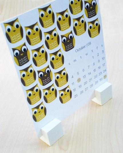 Design: Creative Calendar for 2009 – Part 2 | Fazai38's – Inspirational Blog