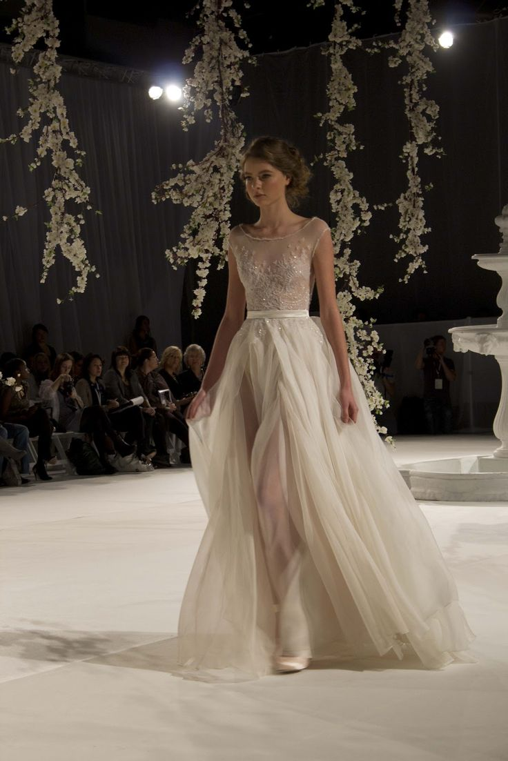 Paolo Sebastian -- so pretty! Looks lighter than a cloud.