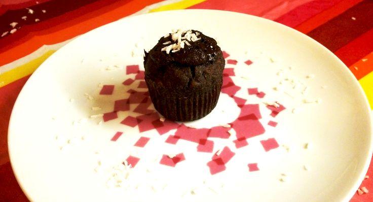 Csokis banános muffin