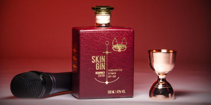SKIN GIN in der BEGINNER Edition