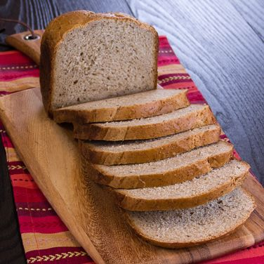 how to make rye bread in a bread maker