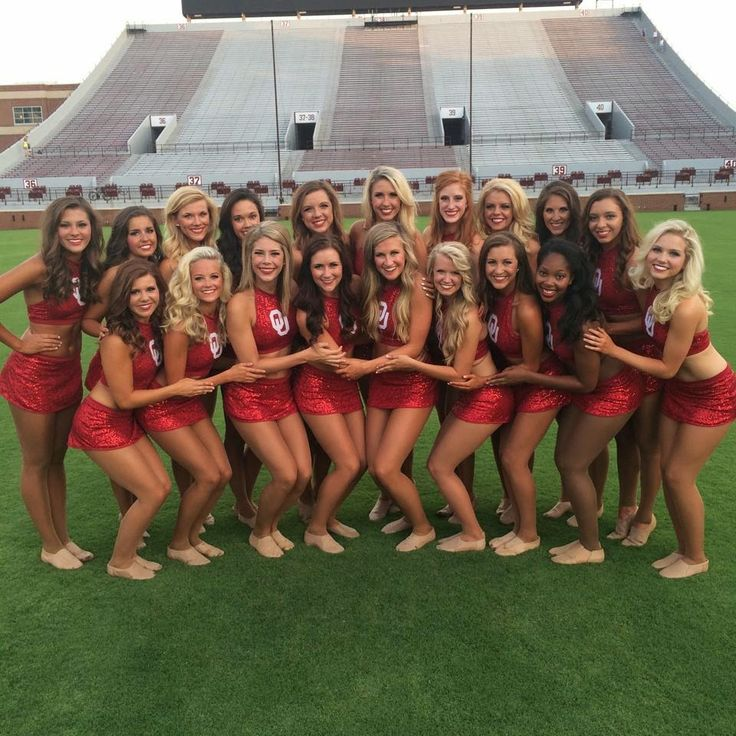 oklahoma university dancers - Buscar con Google