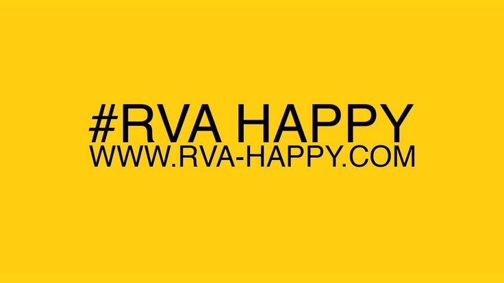 Pharrell Williams -- Official RVA Happy Video (We Are From Richmond, Virginia) #rva #richmond #virginia