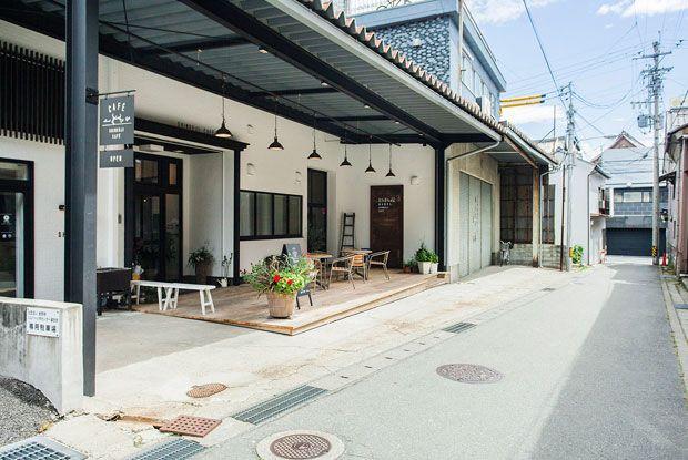 倉庫群の再生プロジェクトシーンデザイン一級建築士事務所vol.05|長野県 長野市|「colocal コロカル」ローカルを学ぶ・暮らす・旅する