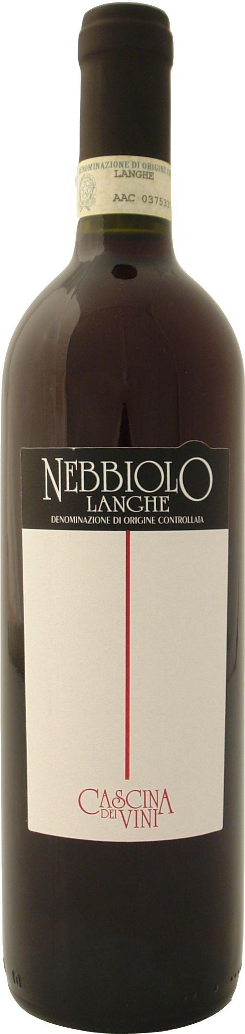 Nebbiolo Langhe DOC - Cascina dei Vini - Bernard - Il Sapore della Natura