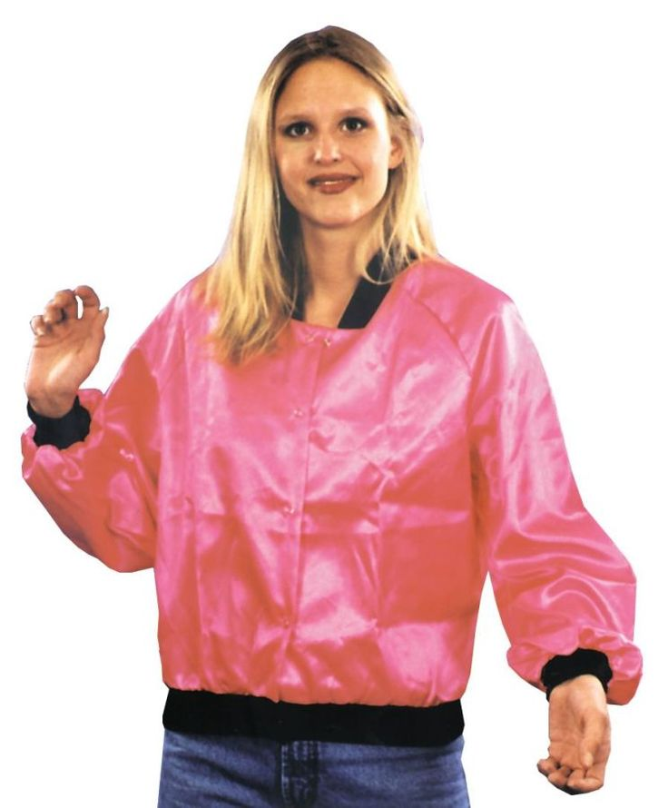 Awesome Costumes 50'S Pink Ladies Jacket just added...
