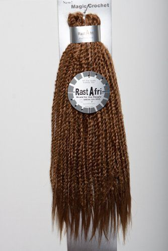 Rastafri Crochet Hair : Senegal Soul Microbraid Twists Synthetic Extension Hair (30) by
