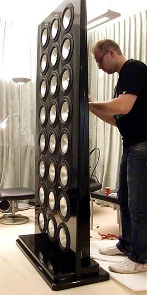 Wizard High-End Audio Blog: Transmission Audio Megatrend ...