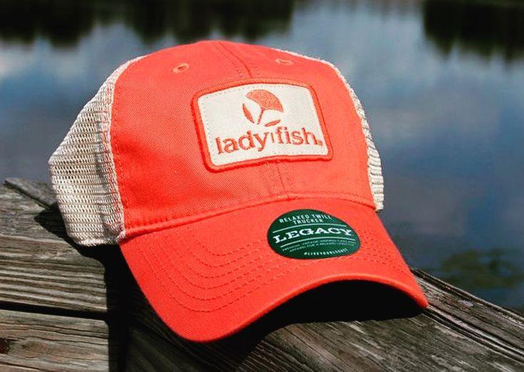 34 best fishing for women images on pinterest women for Womens fishing hat