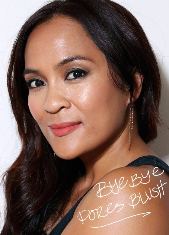 Golden Glitter Glistens in the New It Cosmetics Bye Bye Pores Blush in Sweet Cheeks http://www.makeupandbeautyblog.com/it-cosmetics/it-cosmetics-bye-bye-pores-blush-sweet-cheeks/ #MakeupCafe