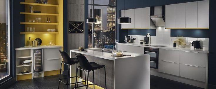 1000 ideas about howdens kitchens on pinterest oak. Black Bedroom Furniture Sets. Home Design Ideas