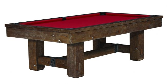 Merrimack Pool Table By Brunswick Available At Peters Billiards In Minneapolis