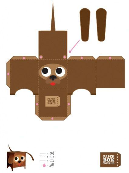 Papírjátékok, papírállatok, öltöztető babák - kossuthsuli.lapunk.hu