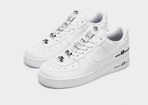 Buy White Nike Air Force 1 '07 LV8 | JD Sports in 2020 ...