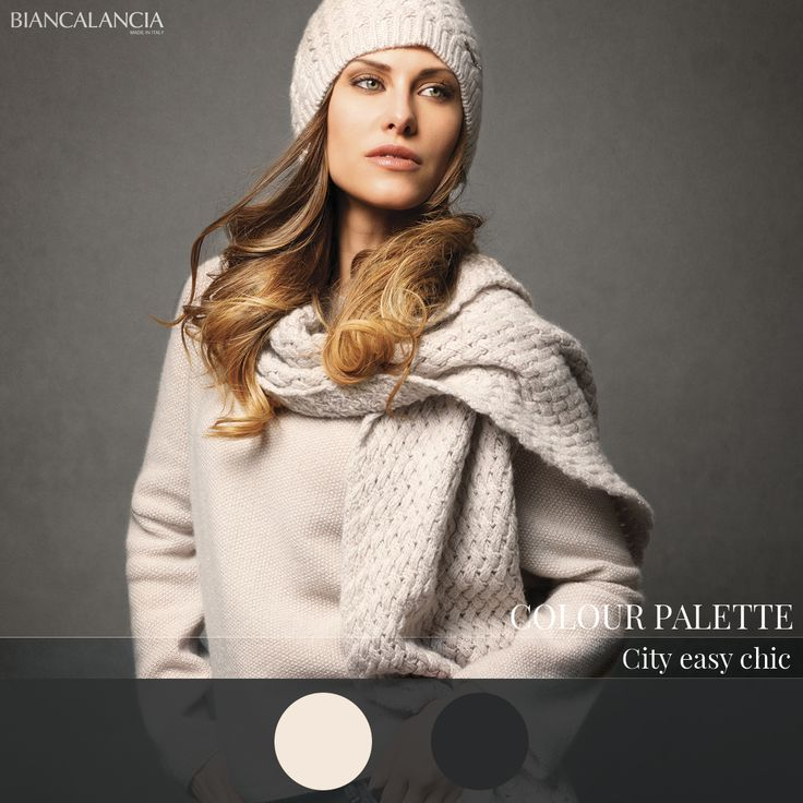 City Easy Chic Color Palette  #Biancalancia