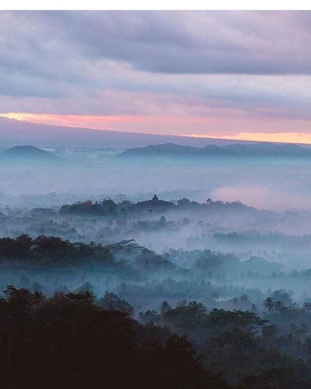 8 Wisata Alam Di Sekitar Magelang Yang Cocok Untuk Usir Stres Borobudur Pemandangan Kualitas Air
