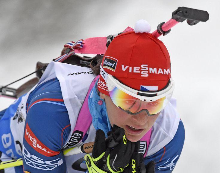 GALERIE: Další české ZLATO! Veronika Vítková vyhrála sprint biatlonistek | FOTO 1 | iSport.cz