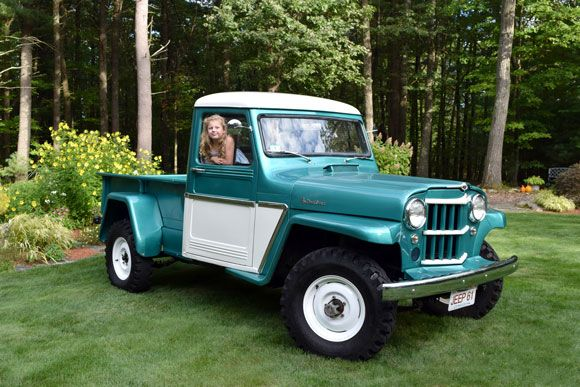A Willys Truck Project To Keep The Great Memories Going Willys