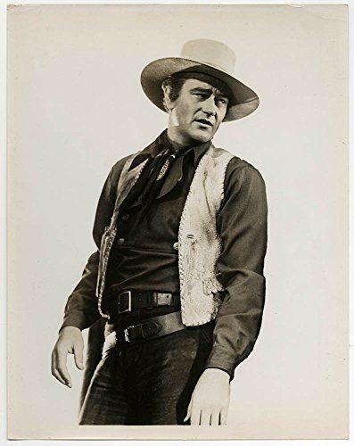 John Wayne in Dark Command (1940)