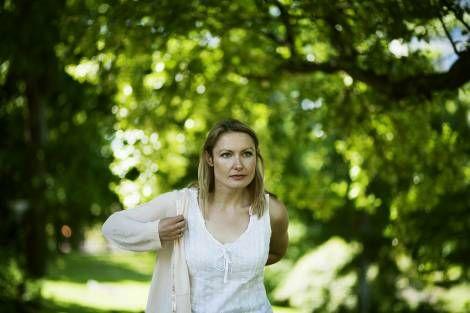 Amalie Lyhne Liberalist: »Som barn oplevede jeg venstrefløjens hykleri« Politiken