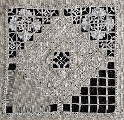Favorit 114 best RICAMO images on Pinterest | Drawn thread, Hardanger and  QO11