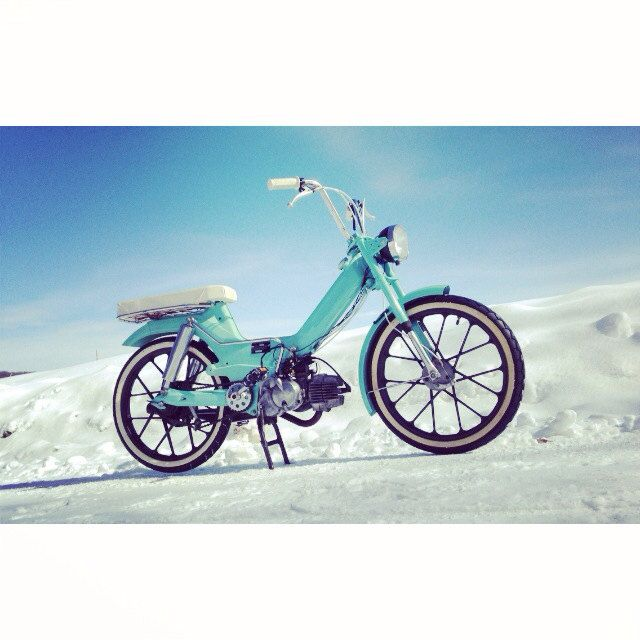 Tiffany Moped by RogueBuilds on Etsy, $1 900,00