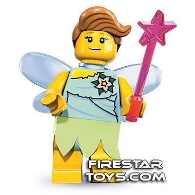 LEGO Minifigures - Fairy (firestartoys, 2013)
