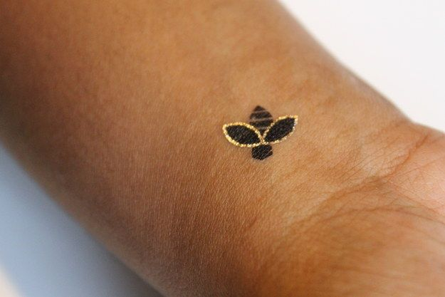 11 Things You Need To Know About Beyoncé's Flash Tattoos