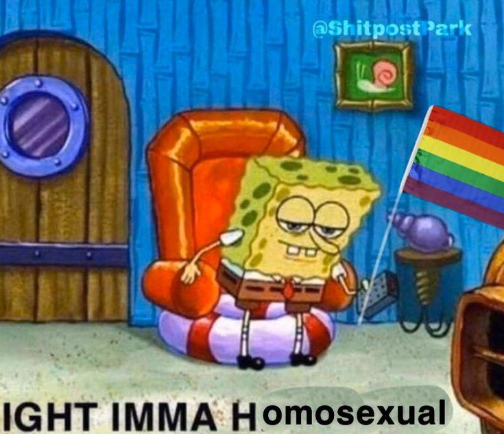 Ich bin homosexuell. Ich habe das gemacht, also folge mir oder sonst