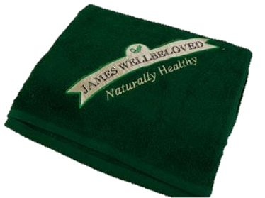 Win a James Wellbeloved dog towel