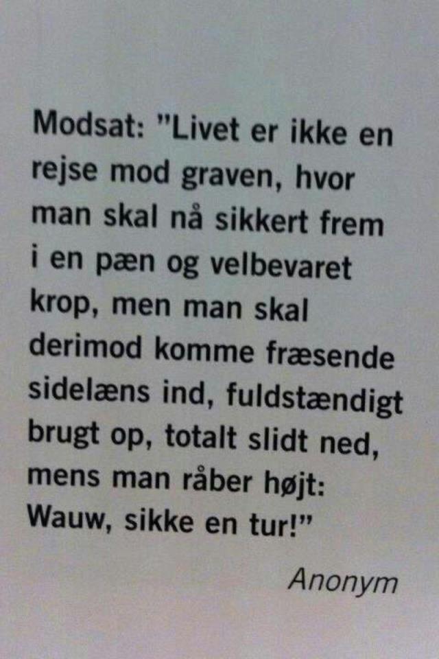 Danish quote