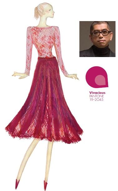 #FCRF13 Designer Inspiration: @Tadashi Ohgami Ohgami Ohgami Shoji  http://pantone.com/Fall2013