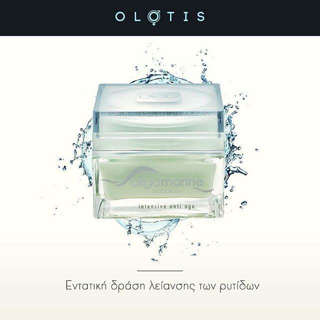 Xάρισε θαλασσινή αύρα στην επιδερμίδα σου! Η ειδικά μελετημένη σύνθεσή της Oligomarine Face Cream στοχεύει στους παράγοντες στρες που επιβαρύνουν την επιδερμίδα και συμβάλλουν στην πρόωρη γήρανση και την ταλαιπωρημένη της όψη. Περισσότερα εδώ: http://goo.gl/SfvwEy #olotis_experience #deuskinprogram #rosspharmaitalia #skincare #instacosmetics#oligomarine#facecream