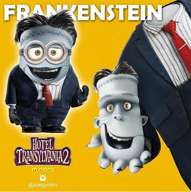 25 melhores ideias de Frankenstein hotel transylvania no