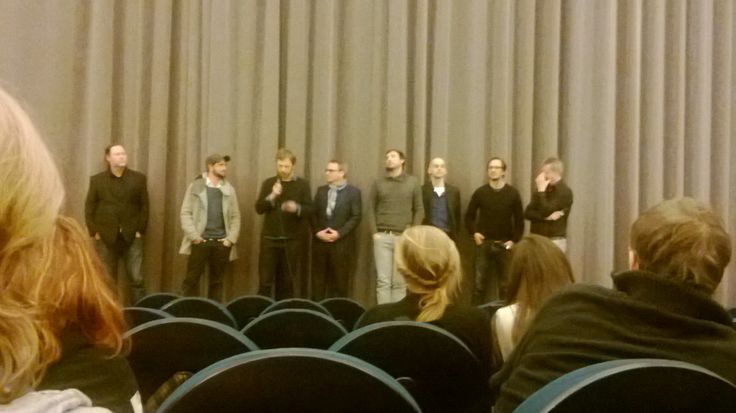 Staudamm Filmvorpremiere Berlin-Premiere STAUDAMM am 16.1. im Kino Babylon Filmvorpremiere im Kino Babylon Berlin mit Friedrich Mücke