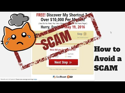 Ways to avoid scams in the stock market