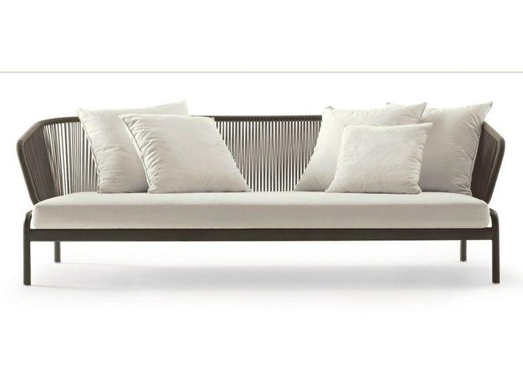 Mueble italiano sill n para dos personas mobiliario for Sofa exterior hierro