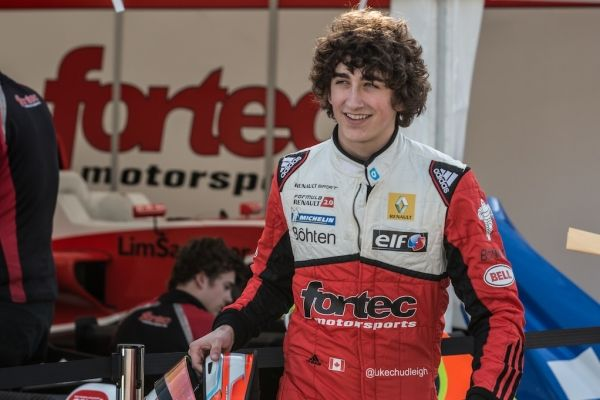 Canadian Chudleigh 12th in Eurocup Formula Renault Spanish Opener