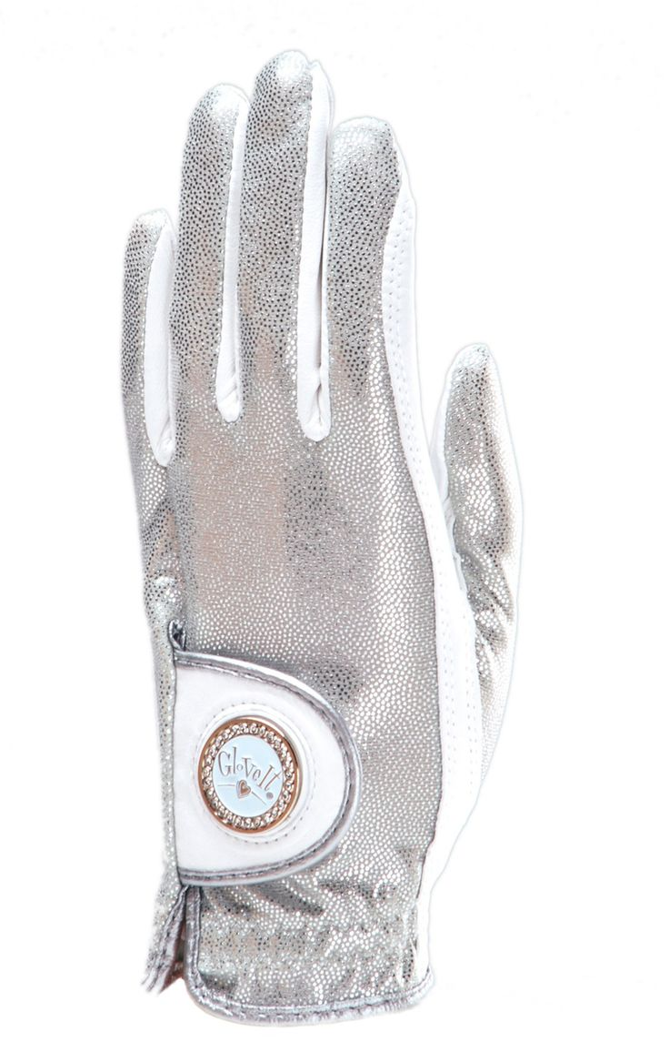 Glove It Bling Collection Crystal Bling Golf Glove with