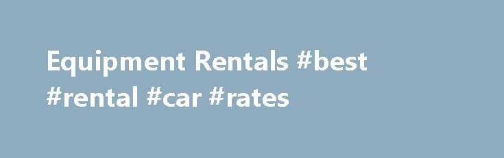 """Equipment Rentals #best #rental #car #rates http://nef2.com/equipment-rentals-best-rental-car-rates/  #equipment rentals # Equipment Rentals """"We take the selection of equipment for our guests who need rental gear very seriously, we test many products before deciding what to carry in our rental shops and try to make the best choices for our guest"""" RENTAL SHOPS Our shops are located at the bottom of the ski..."""