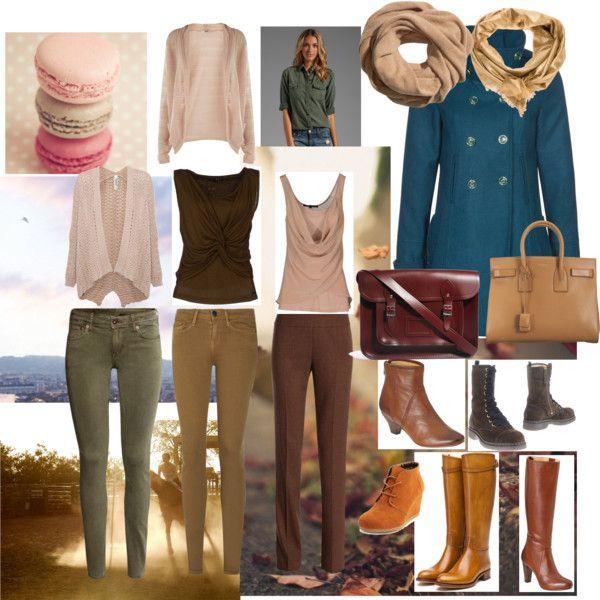 Soft Autumn and Soft Classic