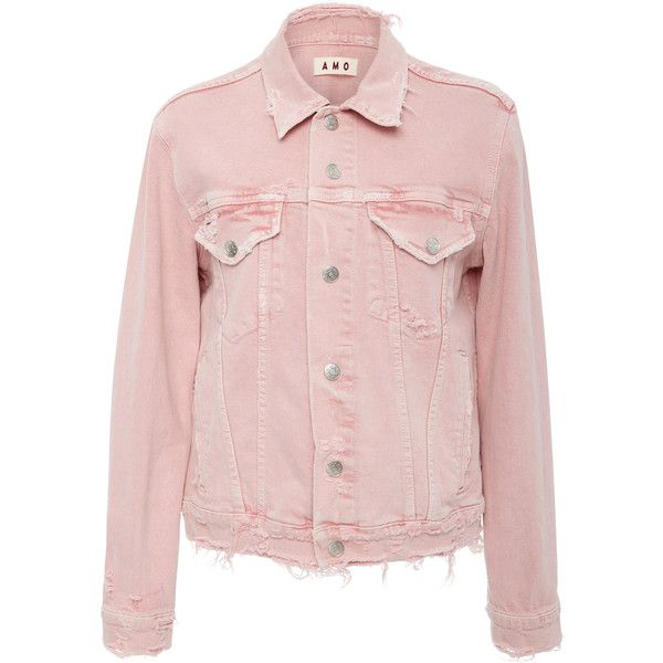Best 25  Pink denim jacket ideas on Pinterest | Denim outfit, Pink ...