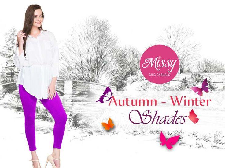 #Missy Autumn - Winter Shades